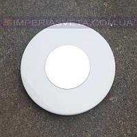 Светильник светодиодный смарт энергосберегающий дневного света IMPERIA 48W с пультом управления и регулировкой яркости и температуры свечения