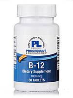B-12 1000 mcg, 60 Tablets, фото 1