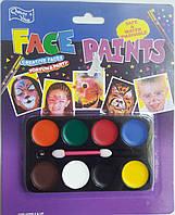 Аквагрим детский (краска для лица)