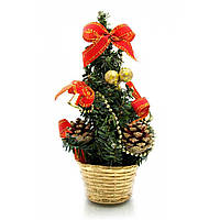 Новогодняя ёлка 20 см (23867)