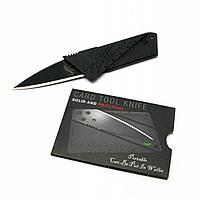 Нож кредитка 9х5,5 см (28781)