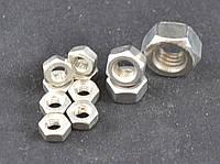 Гайка шестигранная М24 DIN 934 из стали А4, фото 1