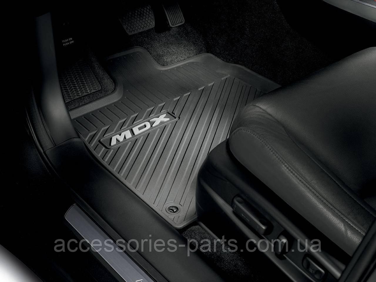 Коврики в салон Acura MDX 2014-2015 Новый Оригинальный