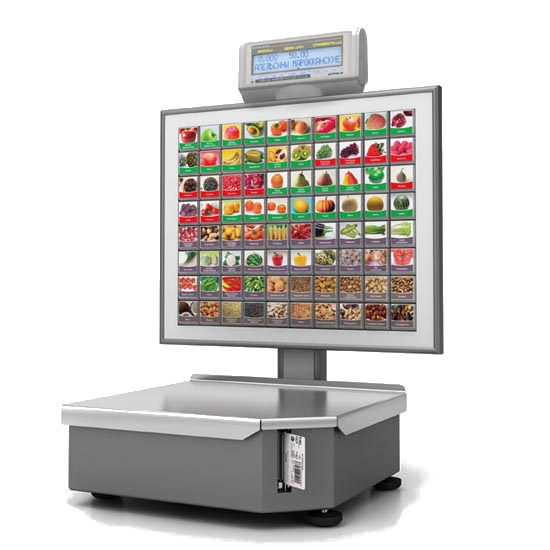 Весы с печатью этикетки «Штрих-ПРИНТ C 120» v. 4.5 (2 Мб)