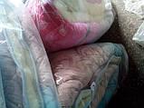 Зимнее одеяло на открытой овчине (двуспалка), фото 7