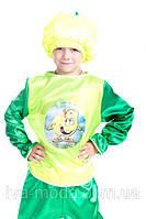 Карнавальный костюм Яблоко, костюм яблока, новогодний костюм яблоко, для детей, дропшиппинг, фото 1