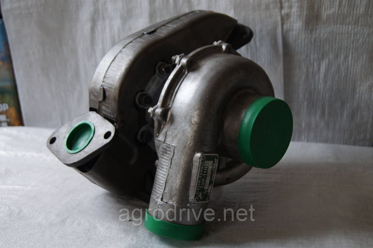 Турбокомпрессор ТКР 11Н1 / СМД-60 / СМД-62 / Т-150 / Т-157, фото 1