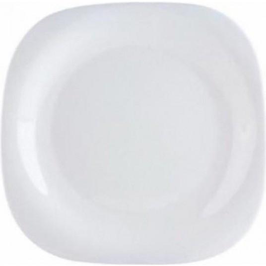 Тарілка дрібна Luminarc Carine White 190mm для закусок і десертів