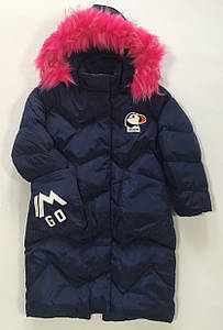 Зимова куртка для дівчинки Польща розмір 8-16