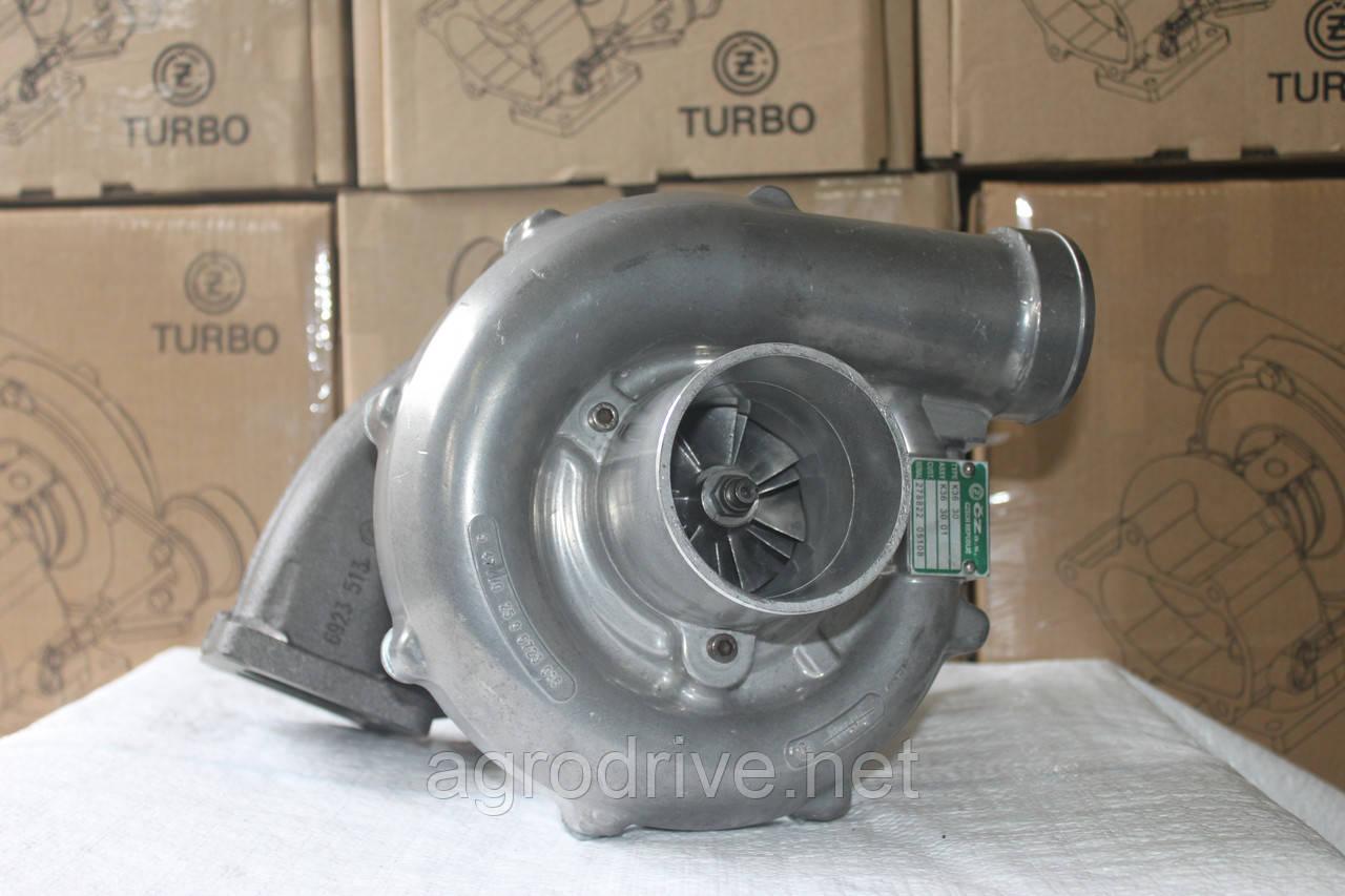 Чешский турбокомпрессор К36-87-01 (CZ) / Автомобили МАЗ, фото 1