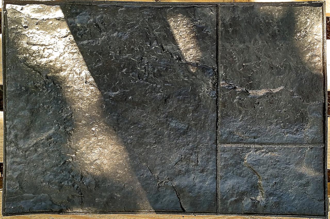 Полиуретановый штамп для бетона и штукатурки 300*450, для пола, стен, дорожек