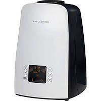 Ультразвуковой увлажнитель воздуха Boneco AOS U650+7017 Ionic Silver Stick белый