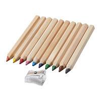 """IKEA """"МОЛА"""" Цветной карандаш"""