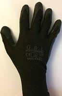 Перчатки стрейч пена черные