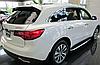 Пороги підніжки Acura MDX 2014 Premium Нові Оригінальні, фото 2