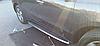 Пороги підніжки Acura MDX 2014 Premium Нові Оригінальні, фото 3