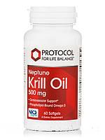 Neptune Krill Oil 500 mg, 60 Softgels, фото 1