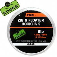 Поводочный материал для Зиг-Риг Fox Zig & Floater Hooklink