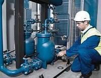 Ремонт конденсатоотводчиков, запорной и регулирующей арматуры