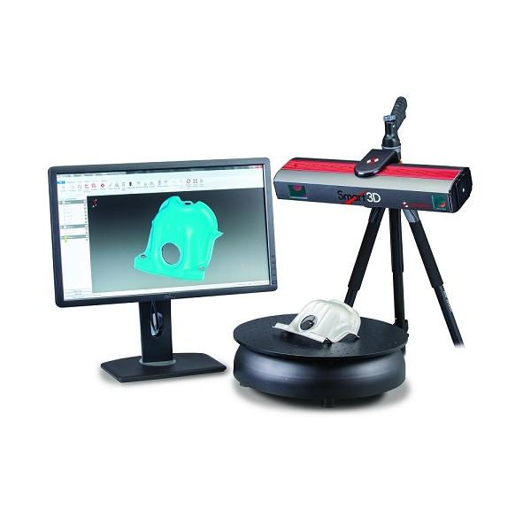 3D-сканери