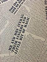 Бумага упаковочная крафт 2 Размер 52 Х 75 см