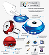 Bluetooth колонка Promate BikeRock Blue, фото 2