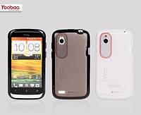 Чехол для HTC Desire V T328w/Desire X T328E - Yoobao 2 in 1