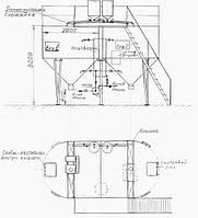 Установка рафинации растительных масел УНРМ-10