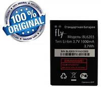 Аккумулятор батарея BL6203 для Fly DS120+ оригинал