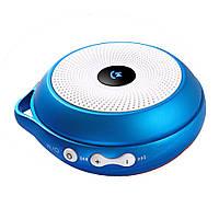 Bluetooth колонка Promate BikeRock Blue