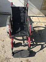 Хорошая надежная  инвалидная коляска ширина сидения -39 см  Meyra Германия в отличном состоянии
