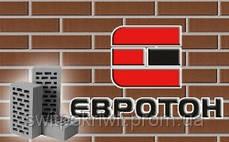 Клинкерный кирпич Евротон Украина, фото 2