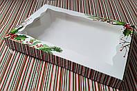 Коробка подарочная 20см х 30 см х 3см, Соната, фото 1