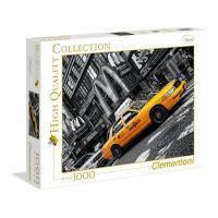 Пазл Clementoni Такси Нью-Йорка 1000 элементов (39274)