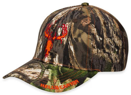 Кепка для охоты Browning Hell's Canyon Cap Mossy Oak Break-Up Country, фото 2