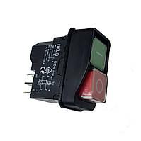 Кнопка бетономешалки (4 контакта)