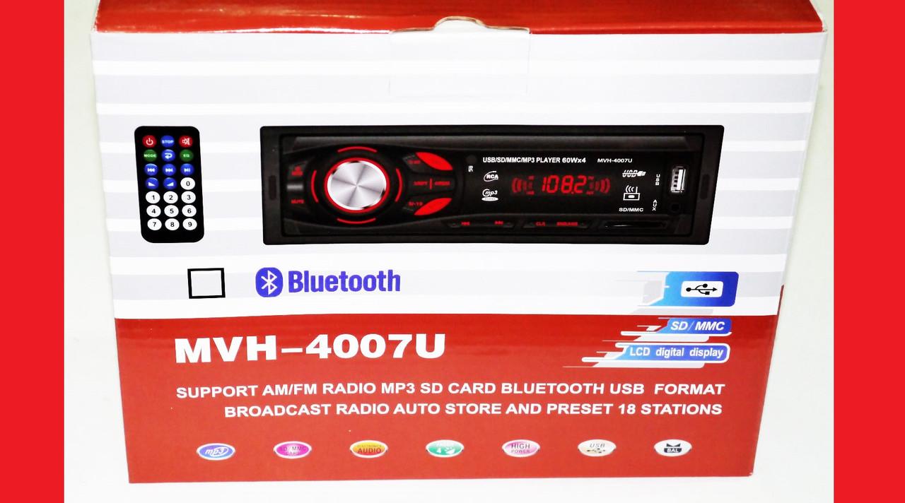 Pioneer MVH-4007U ISO - MP3 Player, FM, USB, SD, AUX