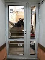 Металлопластиковая дверь из профиля WDS 7серии