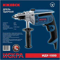 Дрель Искра ИДУ-1500