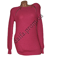 Женский вязаный свитер R518-4 (р-р 46-48) оптом в Одессе. Интернет-магазин Daifa.