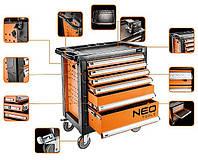 Шкаф для инструментов NEO 84-223 на 6 ящиков