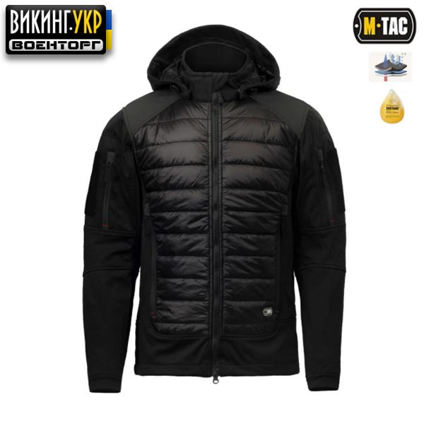 """Бренд M-Tac представляет новую мультифункциональную куртку Wiking Lightweight, разработанную с учетом инновационных технологий, применяемых при изготовлении одежды для спецподразделений. По сути Wiking Lightweight Jacket объединяет в себе свойства пуховика и софтшелл куртки. В изделии комбинируется верхний мягкий слой из дышащей ткани и наполнитель Sustans™ – первый высокотехнологичный теплосохраняющий материал на биологической основе, что делает куртку Wiking настоящим """"гибридом"""". Наполнитель Sustans™ – первый высокотехнологичный теплосохраняющий материал на биологической основе на текстильном рынке, используемый для зимнего снаряжения, успешно разработанный совместными усилиями Haixing Material Technology Co., Ltd и Dupont®. DuPont™ Sorona® частично состоит из регулярно возобновляемых растительных компонентов. DuPont™ Sorona® в сочетании с уникальным чистым процессом производства Haixing Material Technology Co., Ltd, является совершенным образцом последних достижений в биотехнологиях и инновационных волокнах."""