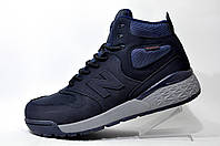 Зимние кроссовки New Balance Fresh Foam Paradox Suede, Dark Blue