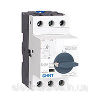 Автомат защиты двигателя NS2-25X 0.1-0.16A Chint