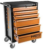 Шкаф для инструментов NEO 84-221 на 6 ящиков