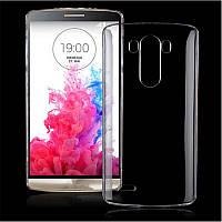 Силикон ультратонкий (0,33мм) LG G3 (Grey)