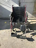Широкая отличная  инвалидная коляска ширина сидения 47 см  Meyra Германия