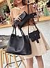Оригинальный набор женских сумок для модных девушек 4в1 Сумка-баула, клатч, сумочка, визитница, фото 3