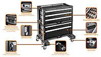 Шкаф для инструментов NEO 84-226 на 5 ящиков