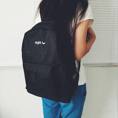Стильный тканевый рюкзак Day Night